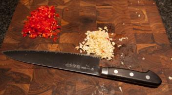 ChoppedPeppersAndGarlic